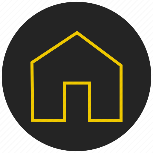 building, cottage, home, homepage, property, protected home, protected property icon