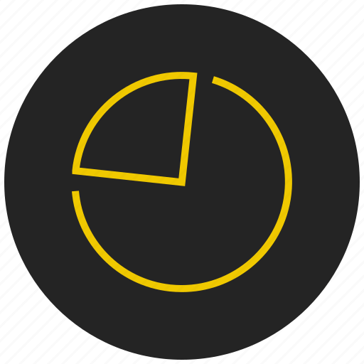 analytics, dashboard, evaluation, pie chart, pie graph, report, statistics icon