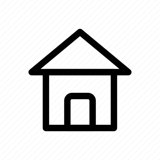building, home, house, place icon icon