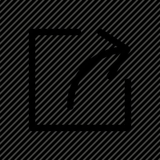 essentials, round, share icon icon