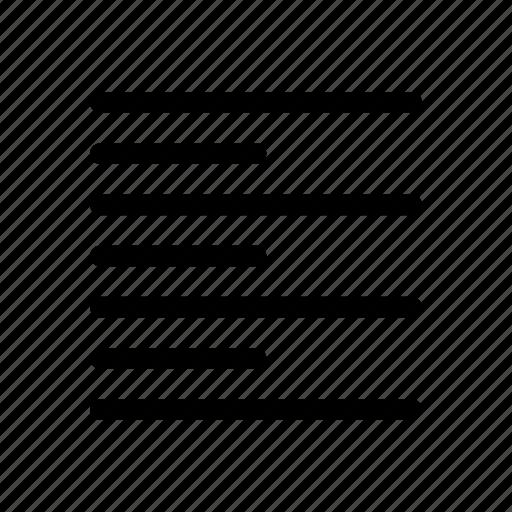 align, align left, text, text align, text control icon icon