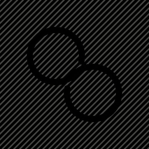 backlink, chain link, hyperlink, link, web link icon icon