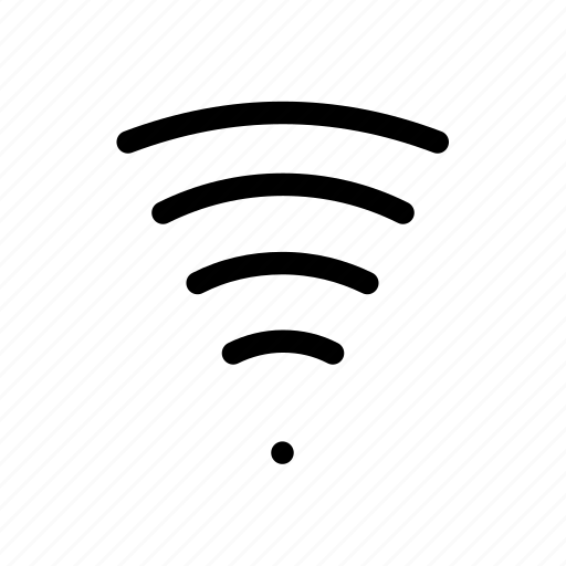 internet, network, signal, wifi icon icon
