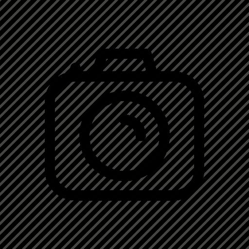 camera, photography, record, video icon icon