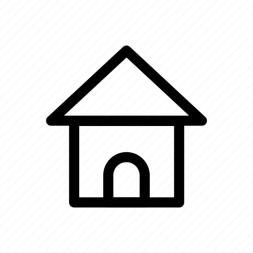 estate, home, office, real icon icon
