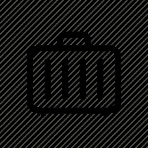 bag, business, case, shopping icon icon