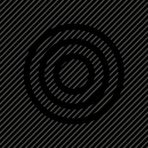 gym, sport, target, training icon icon