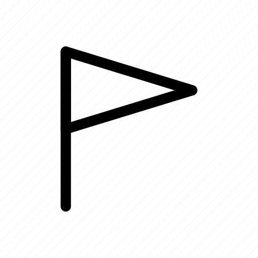 flag, location icon icon