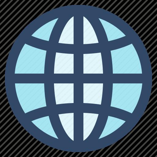 browser, essential, globe, interface, internet, ui, user icon