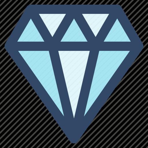 diamond, essential, interface, pro, quality, ui, user icon