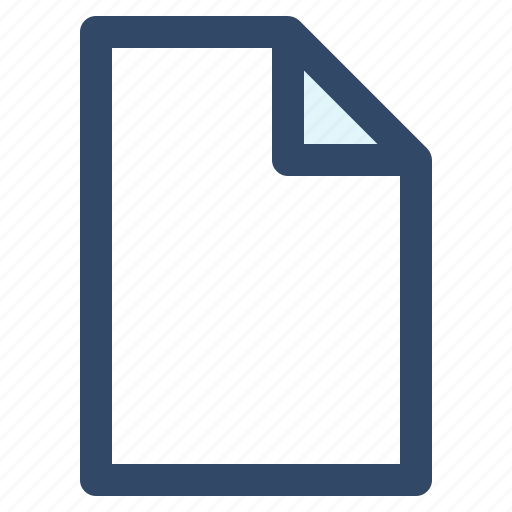 blank, essential, file, interface, layer, ui, user icon