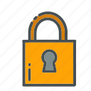 android, app, key, lock, locks, phone, unlock icon