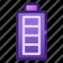 avatar, battery, internet, mobile, ui
