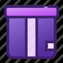avatar, box, internet, mobile, ui icon