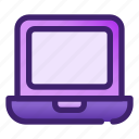 avatar, internet, laptop, mobile, ui