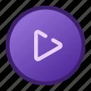 avatar, internet, mobile, play, ui