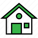home, house, simple house, ui icon
