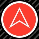 gps, locate, menu, nav, navigation, point icon