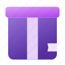 avatar, box, internet, mobile, ui