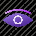 avatar, eye, internet, mobile, ui