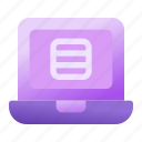 avatar, internet, list, mobile, ui