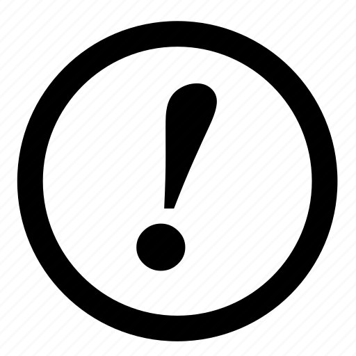 alert, notification, ui, user interface, web, website icon