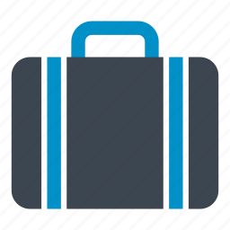 briefcase, business, case, documents, office, office case icon
