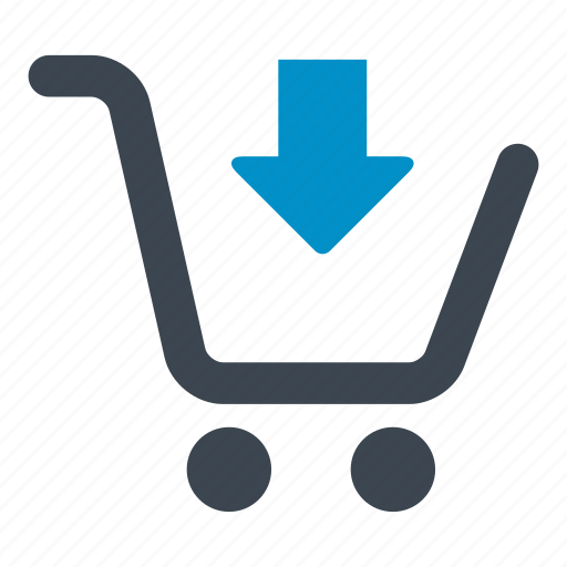 buy, cart, online store, shopping cart, shopping store, supermarket icon