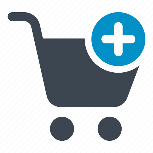 add, buy, cart, online store, shopping cart, shopping store, supermarket icon