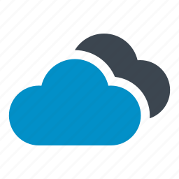 cloud, clouds, cloudy, computing cloud, weather icon