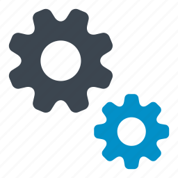 cog, configuration, equipment, gears, options, settings, tools icon