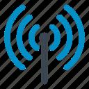 wireless connectivity, wireless antenna, connection, wireless internet icon