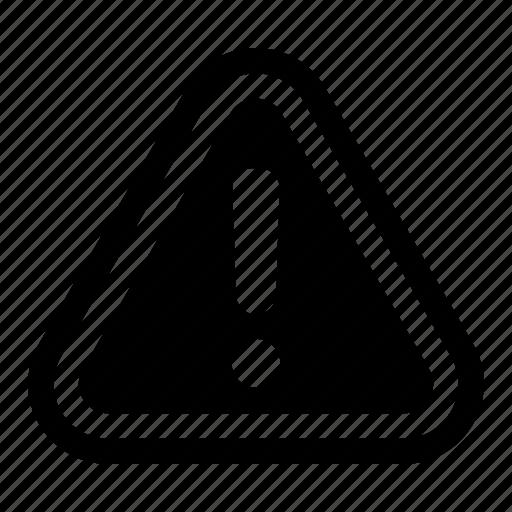 active, alarm, warning icon