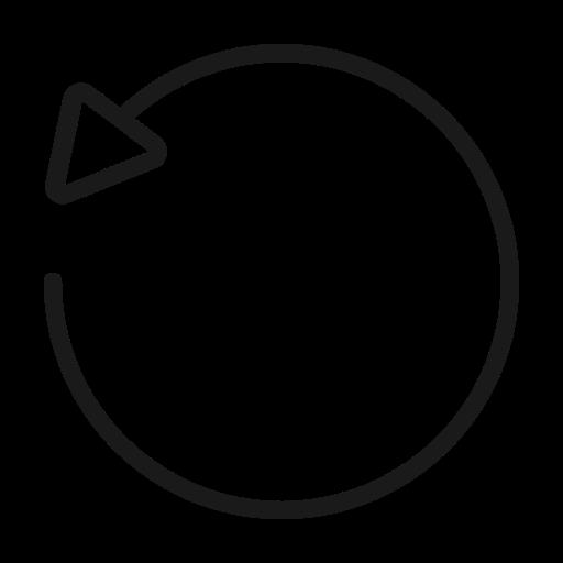 app, interface, mobile, ui, undo, web, website icon