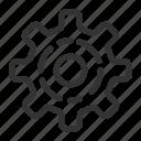 cog, cogwheel, gear, settings, ui, ux