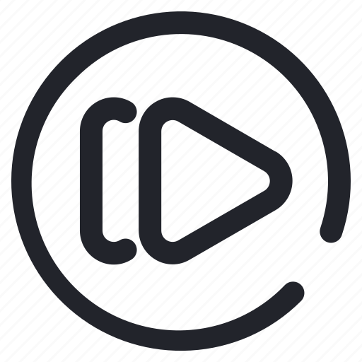 audio, forward, media, music, sound, ui icon