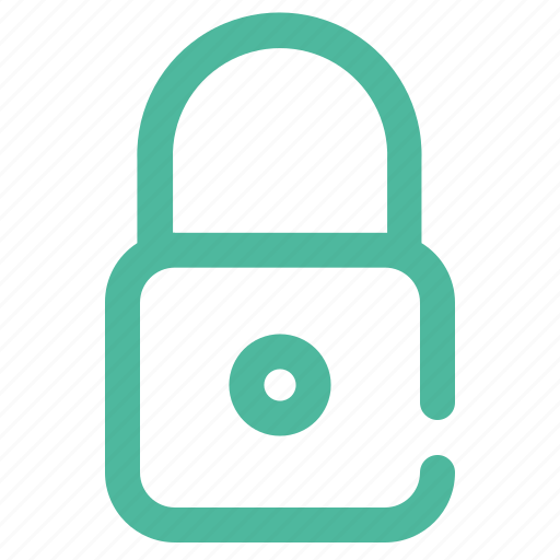 lock, padlock, protection, safety, security, ui icon