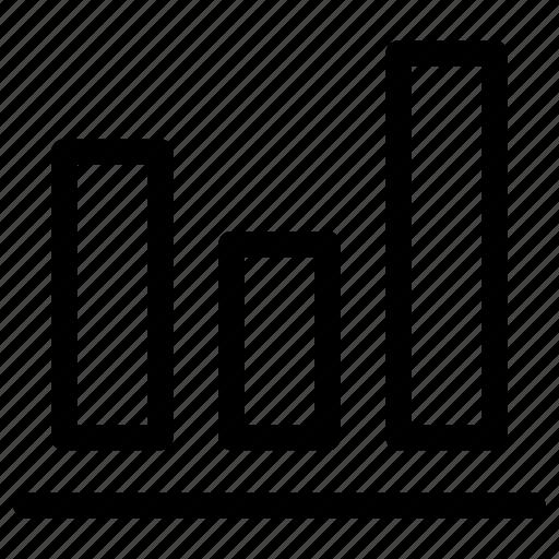 analisys, bars, chart, diagram, graph, statistics, stats icon