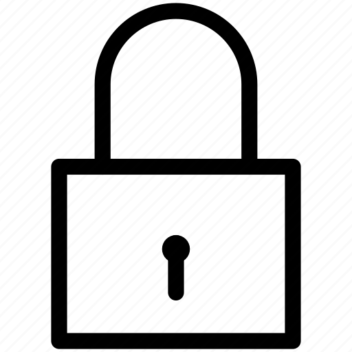 encryption, lock, locked, password, protect, safe, security icon