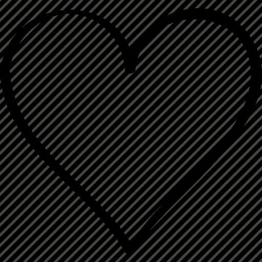data, favorite, love, save icon