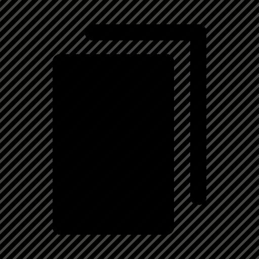 Copy, duplicate, paste, ui icon - Download on Iconfinder