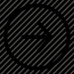 arrow, arrows, next, right, right arrow, skip icon