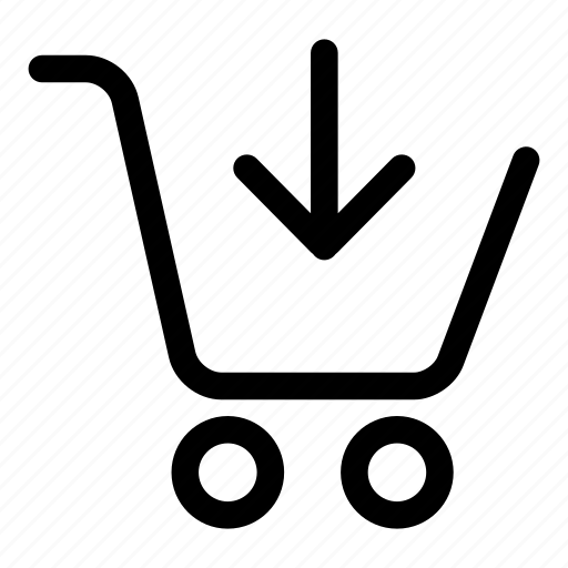 add, basket, buy, cart, commerce, ecommerce, shopping icon
