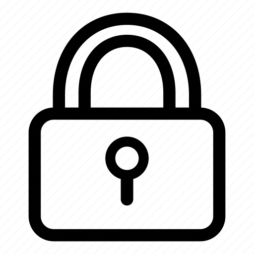 Lock, locked, padlock, protect, protection, secure, password icon - Download on Iconfinder