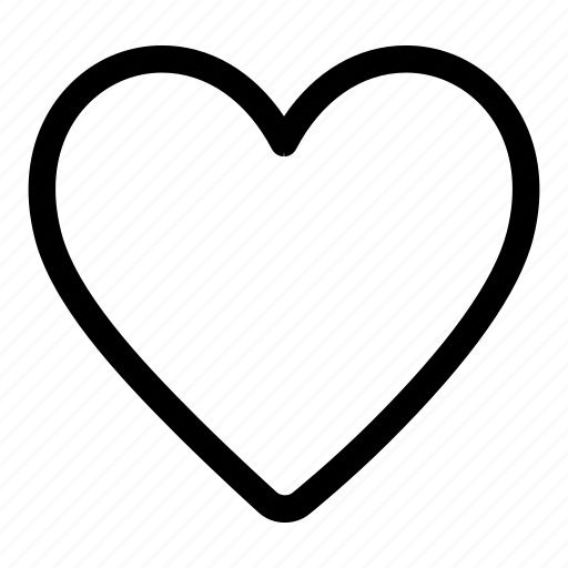 bookmark, favorite, favourite, heart, like, love icon