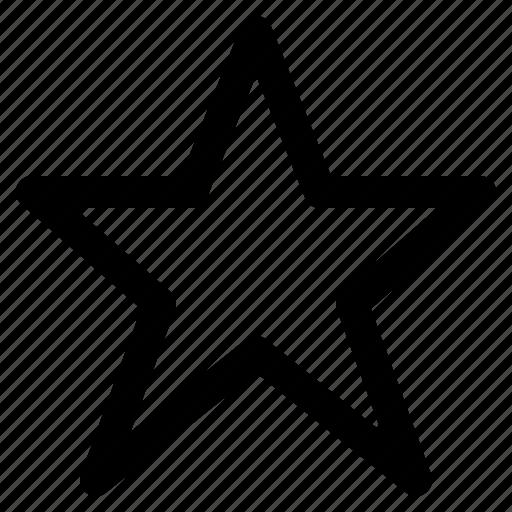 Bookmark, favorite, rating, star icon - Download on Iconfinder