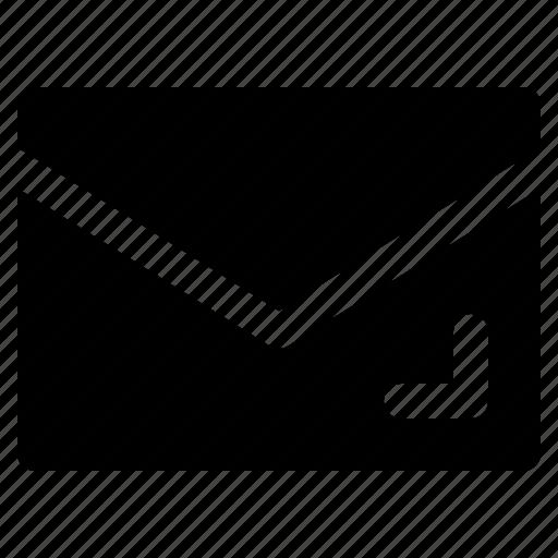 Email, envelope, letter, mail icon - Download on Iconfinder