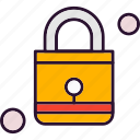 lock, locked, security, ui, ux