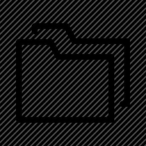 archive, cases, data, files, folder, folders, storage icon