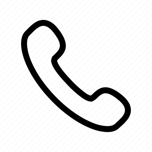 call, contact, dial, horn, old, phone, telephone icon